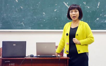 Tập huấn Thông tin Sở hữu Công nghiệp tại Đại học Duy Tân