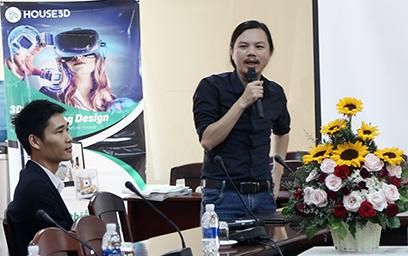 Seminar về Ứng dụng 3D trong Thiết kế Nội thất