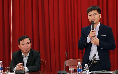 Đại học Duy Tân Ký kết với Công ty Co-well Châu Á