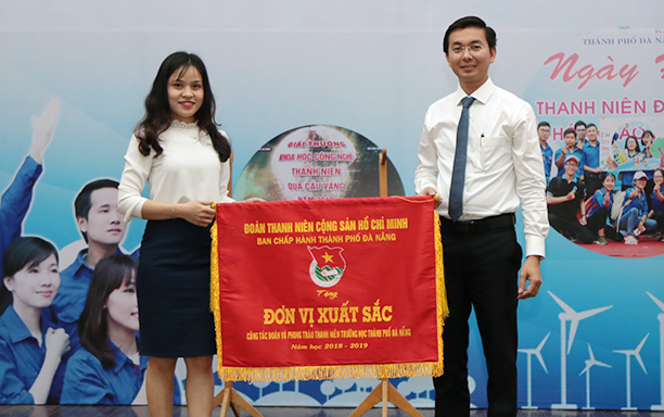 DTU commemorates the 70th anniversary of Vietnamese Students' Day