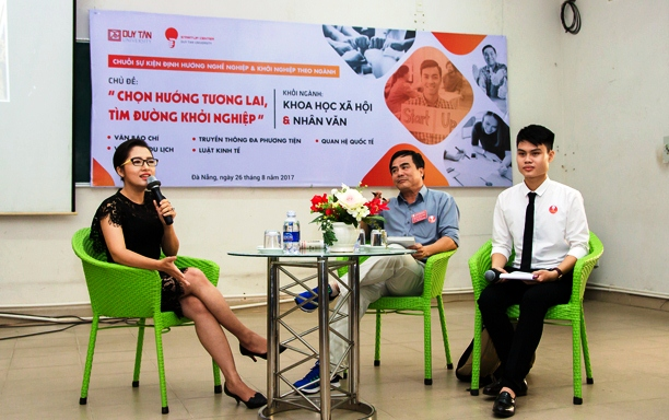 Career Orientation and Business Startup Event for Social Science Students