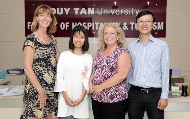 A DTU Valedictorian, with a Score of 26.5 in the 2017 High School Exam, Enrolls in the Advanced International PSU Program