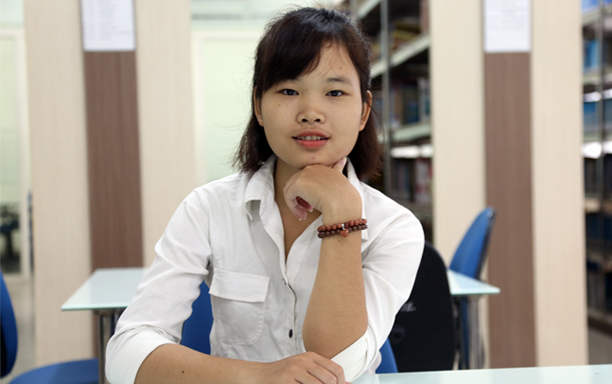 DTU Valedictorian in Pharmacology Scores 26.15 in the National High School Exam