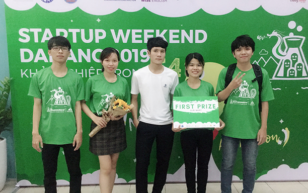 DTU Wins First, Second and Third Prizes at Startup Contests