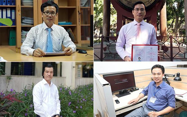 DTU Has Four More Associate Professors