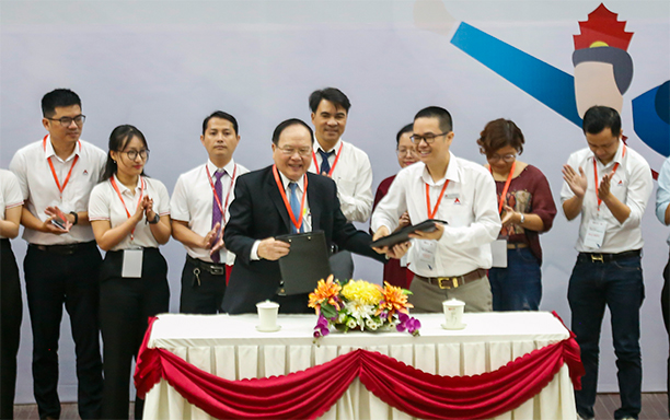 DTU Signs Agreement with the Hanoi CPC1 Pharmaceutical Company