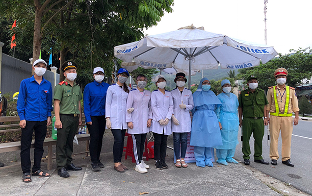 DTU students join hands to fight the coronavirus pandemic