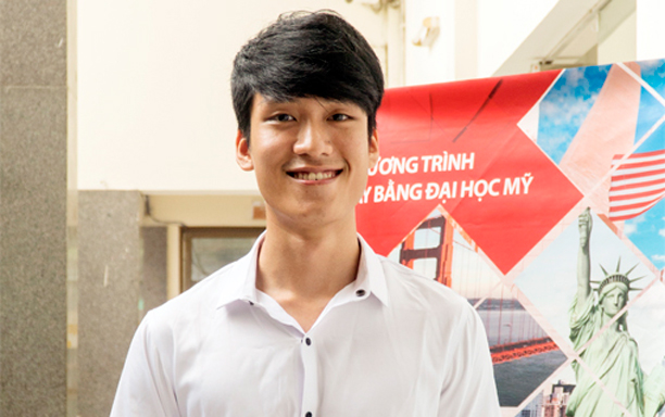 A DTU Valedictorian in Finance and Banking Scores 24.6 in the National High School Exam