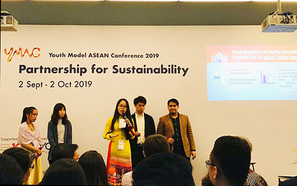 DTU Runner-Up at 2019 ASEAN YMAC Youth Conference