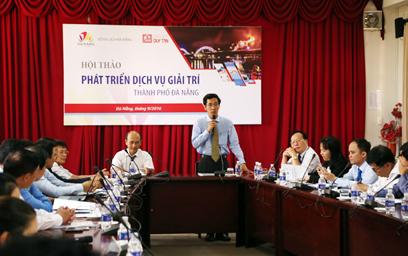 """Hội thảo """"Phát triển Dịch vụ Giải trí tại Đà Nẵng"""""""