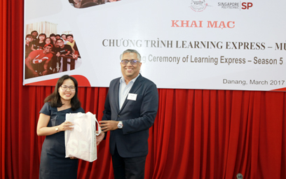 Khởi động Chương trình Learning Express 2017 tại Đại học Duy Tân