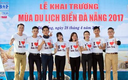 Sinh viên Duy Tân đạt giải Nhất tại Cuộc thi Thuyết minh viên Sơn Trà